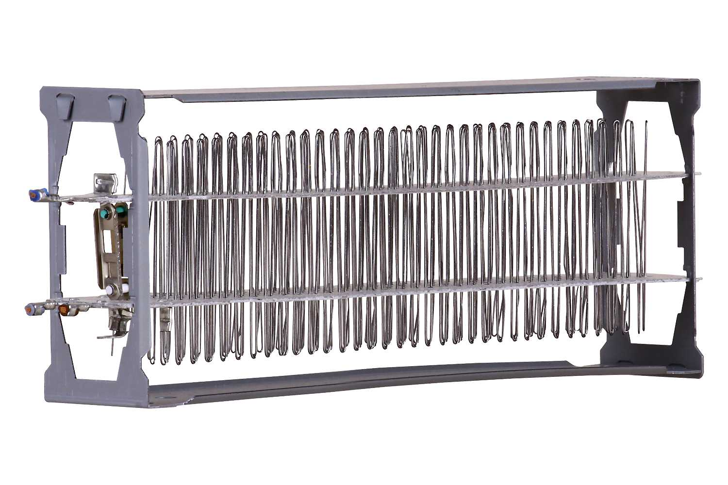 Wire Heating Element with Cross-Flow Fan